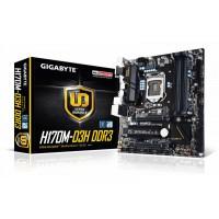 Gigabyte GA-H170M-D3H DDR3 alaplap