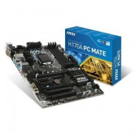 MSI H170A PC MATE alaplap