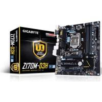 Gigabyte GA-Z170M-D3H DDR3 alaplap