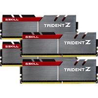 G.Skill Trident Z 32GB (4x8GB) 3400MHz DDR4 CL16 memória (F4-3400C16Q-32GTZ)