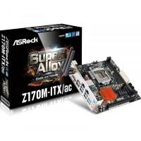 ASRock Z170M-ITX/ac alaplap