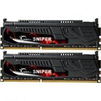 G.Skill Sniper 16GB (2x8GB) 1600MHz CL9 DDR3 memória (F3-1600C9D-16GSR)