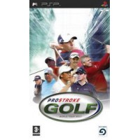 ProStroke Golf: World Tour 2007 - PSP