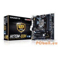 GIGABYTE GA-H170M-DS3H alaplap