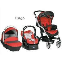 Chicco Trio Tour4 babakocsi #Fuego