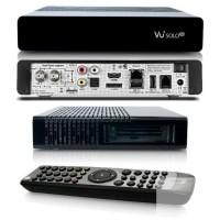 Marusys VU+ SOLO SE V2 beltéri egység (dual DVB-S2 tuner)