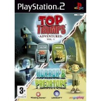 Top Trumps: Horror & Predators - PS2