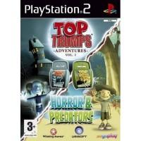 Top Trumps: Horror & Predators - PS2