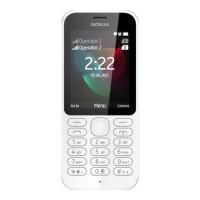 Nokia 222 Dual SIM mobiltelefon