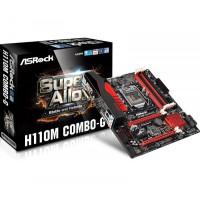 Asrock H110M COMBO-G alaplap