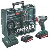 Metabo BS 18 Quick akkus fúró-csavarozó gép