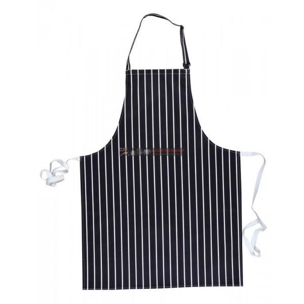 Portwest S839 Butchers (hentes) kötény (NAVY FEHÉR CSÍKOS) b13e37925a