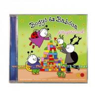 BogyÓ És BabÓca - játszótársak, hangoskönyv (audio cd)