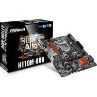ASRock H110M-HDV alaplap