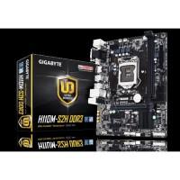 Gigabyte GA-H110M-S2H DDR3 alaplap