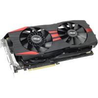 Asus GTX960 DirectCU II Black 2GB DDR5 videokártya (GTX960-DC2-2GD5-BLACK)