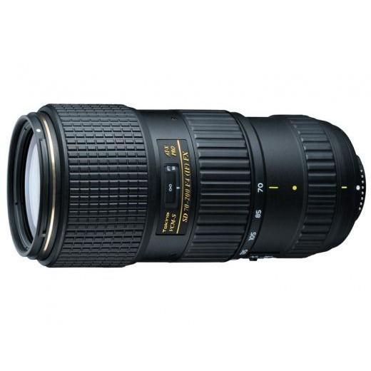 Tokina Nikon AF 70-200mm f 4 AT-X Pro FX VCM-S objektív 0b27732dce