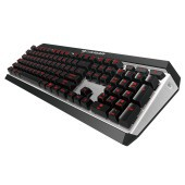 Cougar Attack X3 Gaming Tastatur MX Brown német billentyűzet