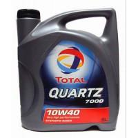 Total Quartz 7000 10W-40 4L motorolaj