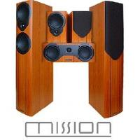 Mission m34i 5.0 hangfal
