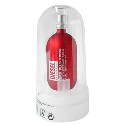 DIESEL Zero Plus Woman EDT 75ML