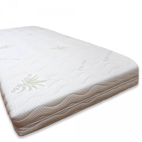 SLEEPY-MEMORY Aloe Vera Memory Foam Ortopéd vákuum matrac 69b0e55d77