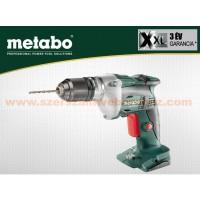 Metabo BE 18 LTX 6 akkumulátoros fúrógép