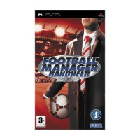 Football Manager Handheld 2008 - PSP