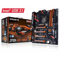 Gigabyte GA-Z170X-SOC FORCE alaplap