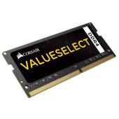 Corsair Value Select 8GB 2133MHz DDR4 notebook memória (CMSO8GX4M1A2133C15)