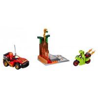 LEGO Juniors - Leszámolás a kígyóval (10722)