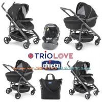 Chicco Trio love babakocsi szett