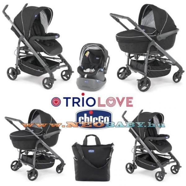 Chicco Trio love babakocsi szett abe42401fc