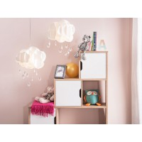 Mennyezeti lámpa - Függőlámpa - Világítás - fehér - AILENNE
