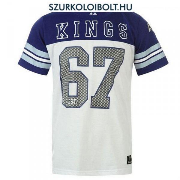Majestic NHL Los Angeles Kings hivatalos gyerek póló - eredeti klubtermék ( fehér-kék) da146a18aa