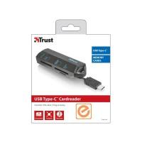 Trust USB Type-C kártyaolvasó