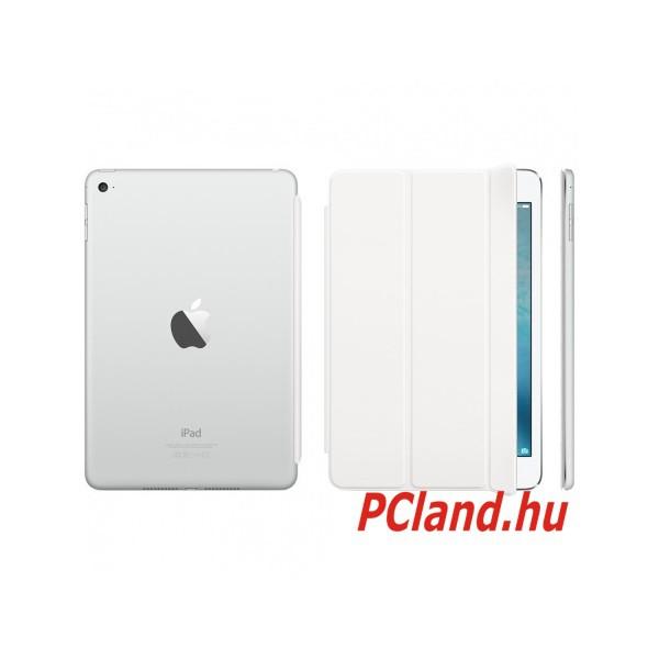 Apple iPad mini 4 Smart Cover fehér tablet tok (MKLW2ZM A) tablet tok 55799a2640