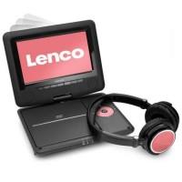 Lenco DVP-736 hordozható DVD lejátszó