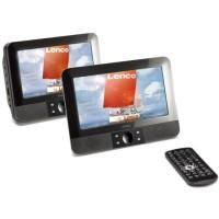 Lenco MES-211 hordozható DVD lejátszó
