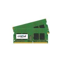 Crucial 16GB (2x8GB) 2400MHz DDR4 CL17 notebook memória (CT2K8G4SFD824A)