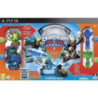 Skylanders Trap Team (Starter Pack) - PS3 játékprogram
