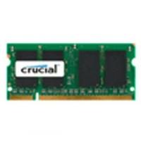 Crucial 1GB DDR2-800Mhz CL6 notebook memória (CT12864AC800)