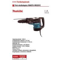 Makita HR5201C fúró-vésőkalapács