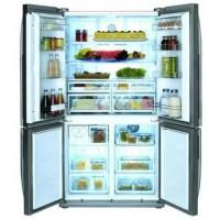 Beko GNE 114612 FX side by side hűtőszekrény