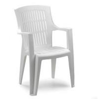 ARPA karfás szék zöld színben
