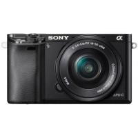 Sony Alpha 6000 Digitális fényképezőgép
