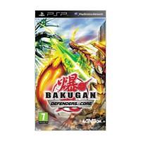 Bakugan: Defenders of the Core - PSP