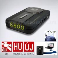 KIYO GPS800 detektor