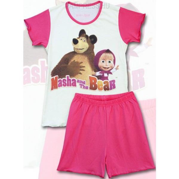 Mása és a Medve nyári pizsama 9961b6c25f
