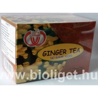 Gyömbér tea filteres - Big Star